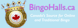 Bingohalls.ca - Canada's source for online bingo and bingo halls
